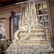 10 Elaborate Wedding Cakes Mywedding
