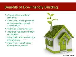 benefits of eco friendly benefits eco friendly