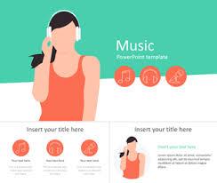 Music Powerpoint Template Music Powerpoint Template Templateswise Com