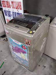 Bán máy giặt Sanyo lồng nghiêng 9KG