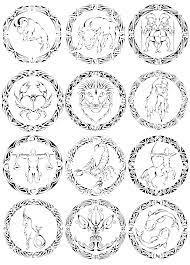 13 Phi Tần 12 Cung Hoàng Đạo Tô Màu 12 Cung Hoàng Đạo Nữ? Tô Màu 12 Cung  Hoàng Đạo