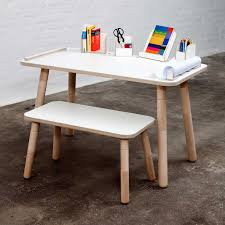 growing table – desk for children that grows with them