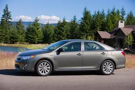 New 2012 Toyota Camry Hybrid Goes on Sale in the States with ...