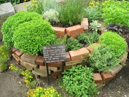 Small Picture this herb garden design brings creativity and usefulness to the