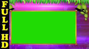 ugadi photo frames new frame green screen effect motion frames green screen effect