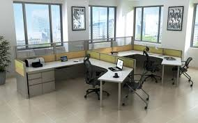 modern office cubicle. Modern Office Cubicle Degree Open Style Workstations 1 Furniture . N