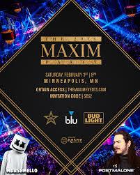 the 2018 maxim super bowl party minneapolis tickets