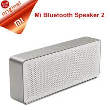 <b>Original Xiaomi Speaker Pencil</b> Box Bluetooth 4.2 2 Square Stereo ...