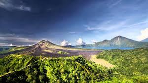 Kintamani Volcano - YouTube