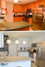 Kitchen Makeover 17 Best Ideas About Budget Kitchen Makeovers On Pinterest Cheap