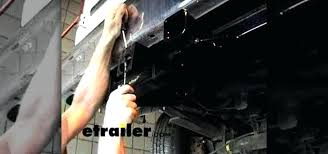 trailer wiring harness installation how to install a trailer wiring harness with no tow package a trailer wiring harness installation