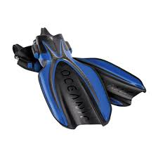 Oceanic Vortex V 16 Size Chart Oceanic Manta Ray Open Heel Fins