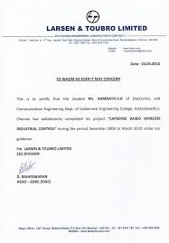 Computer Teaching Experience Certificate Format Doc B Nice