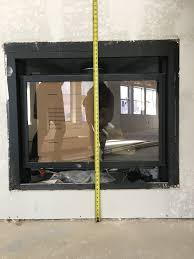 the next two measurements will reveal how much wall space is available on each side of the box due to the fact some bo are not precisely centered on the