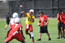 Maryland Terrapins Football Depth Chart Maryland Football Names Transfer Josh Jackson As Starting