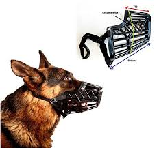 Basket Cage Dog Muzzle Size Walmart Com