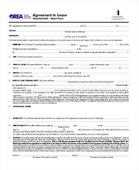 Free Commercial Lease Agreements Forms Free Com Lease Agreement Template Download Best Of Commercial Sample
