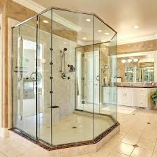 cleaning shower doors with vinegar and dawn