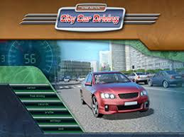 the city car driving simulator