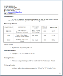 10 Fresher Teachers Resume Sample Invoice Template Download ...