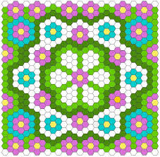 Looking for your next project? You're going to love Hexagon Quilt ... & Patterns · Looking for your next project? You're going to love Hexagon Quilt  Layout by Adamdwight.com