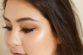 bronze smokey eye hooded eyes makeup tutorial