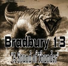 """audio bradbury """"a sound of thunder"""" ghost radio audio bradbury 13 """"a sound of thunder"""" """"a sound of thunder"""""""
