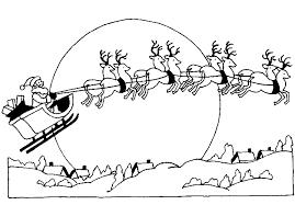 Tekening Kerstman Slee Archidev
