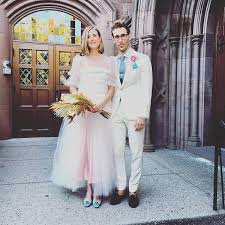 surprising celebrity wedding dresses