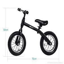 Beilening Balance Bike Per Bambini Da 1 A 6 Anni 2 Colori Walking