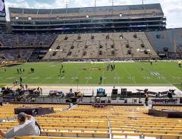 Lsu Tiger Stadium Section 303 Seat Views Seatgeek