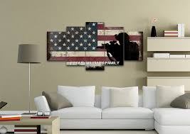 skillful patriotic wall art new trends proud military family with american flag canvas metal vinyl acoustic on patriotic vinyl wall art with skillful patriotic wall art new trends proud military family with