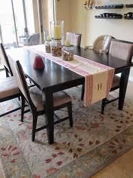rug under round kitchen table. What Size Rug Under Kitchen Table Best Of Oblong Dining Room Tables With Round Rugs Menards I
