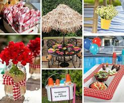 BBQ Party Decorations