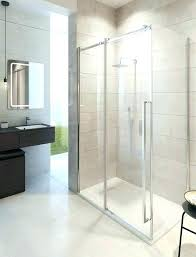 glass shower doors cost cost of glass shower doors glass shower frameless shower door cost