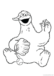 Cookie Monster Coloring Pages Cookies Coloring Pages Cookie Monster
