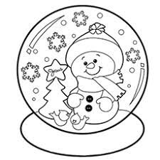 Small Picture Snowman Color Pages Abominable Snowman Coloring Pages
