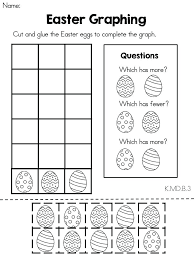 Graph Worksheets For Preschool And Kindergarten Free 4th Grade ...