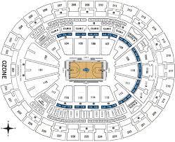 Amway Center Seating Chart Premium Seating Orlando Magic