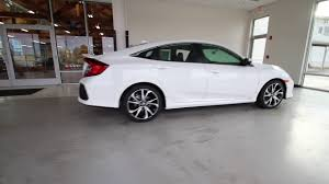 2018 honda white. 2018 honda civic si | white orchid pearl jh700268 seattle sumner