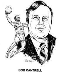 Bob Cantrell - Indiana Basketball Hall of Fame