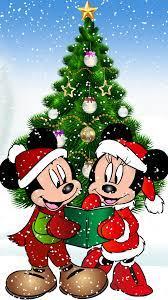48+] Disney Christmas Phone Wallpapers ...