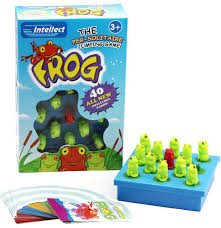 Wooden Peg Solitaire Game Frog The Peg Solitaire Jumping Game Board Games Children Intellect 75
