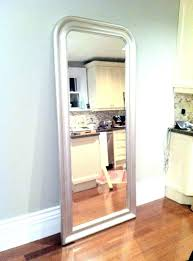tall standing mirrors. Full Length Standing Mirror Tall Floor Mirrors High Quality Ornate