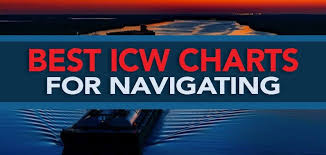 Intracoastal Waterway Mileage Chart Icw Charts Intercoastal Waterway Chartbook Boating