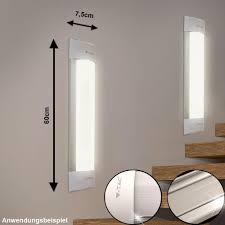 Shining Ideas Flurlampen 2er Set Led Wand Leuchten Esszimmer Flur