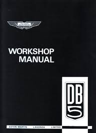 aston martin manuals at books4cars com 63 65 db5 shop service repair manual by aston martin for db 5 64 db5svc