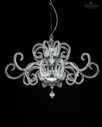 119 sm chrome modern crystal chandelier amadeus chandeliers