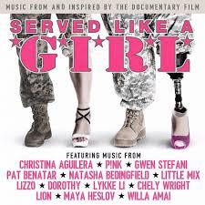 il terzo grande nome inserito da linda perry nella soundtrack da lei prodotta per il doentario served like a girl è quello di gwen stefani