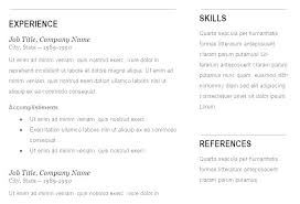 Google Drive Resume Template Google Doc Curriculum Vitae Resume On